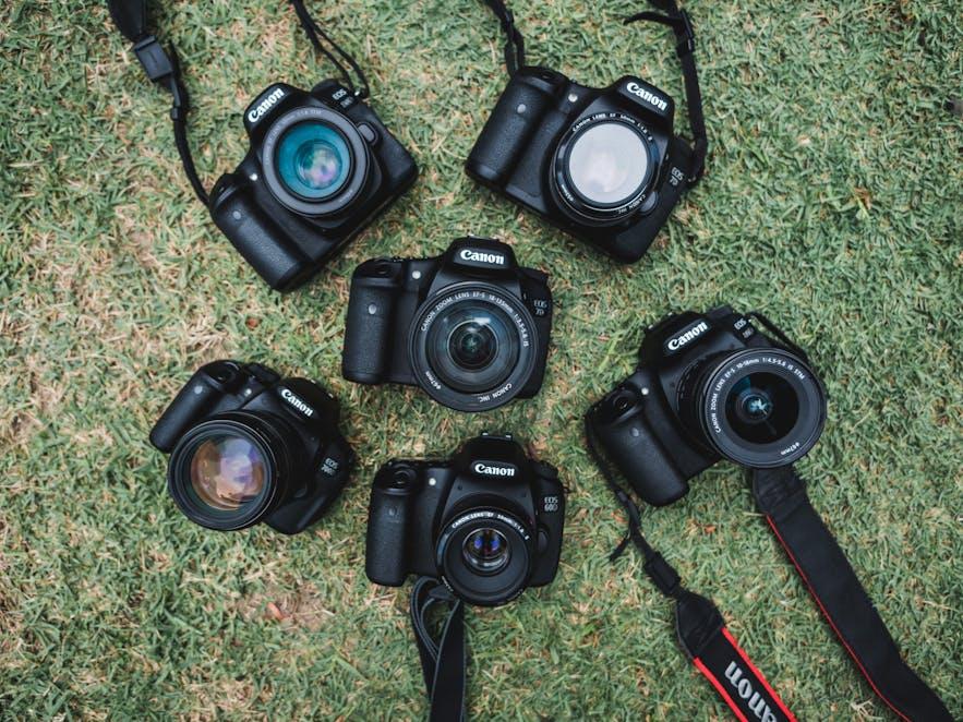 Canon vs Nikon - DSLR Comparison