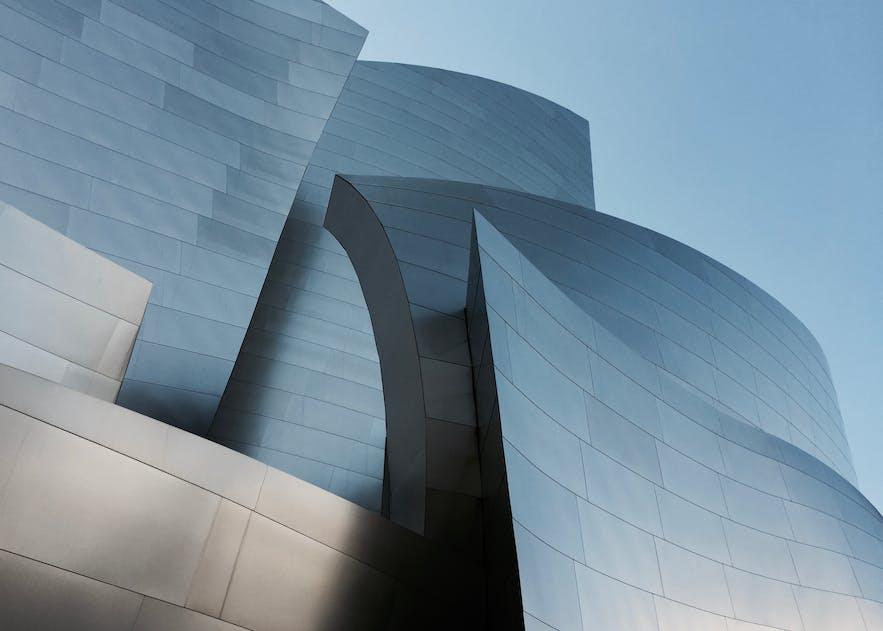 A building against the sky.
