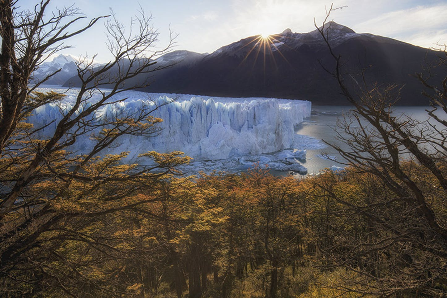 Patagonia Photo Workshop in Autumn - day 2