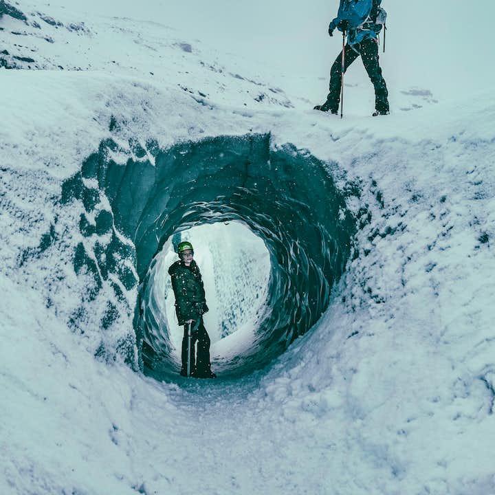 Solheimajokull Glacier Hike   3-Hour Expedition