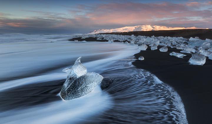 Viaje de 7 días a tu aire en invierno   Vacaciones con auroras boreales y cueva de hielo