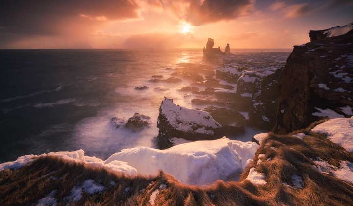 The Circle of Iceland in Winter 8 Day Guided Adventure