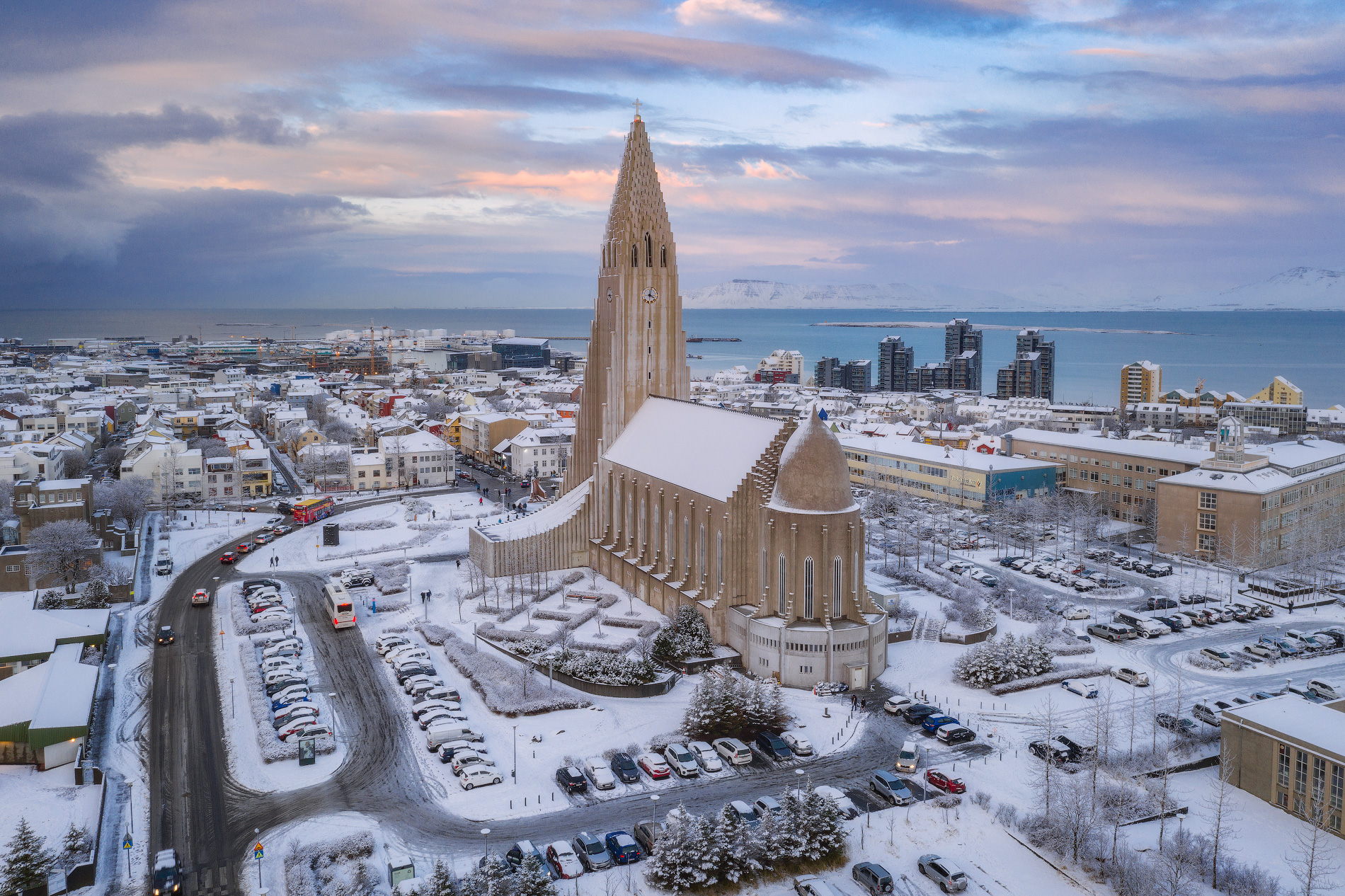 8-Day Winter Package | Ring Road of Iceland in a Small Group - day 1